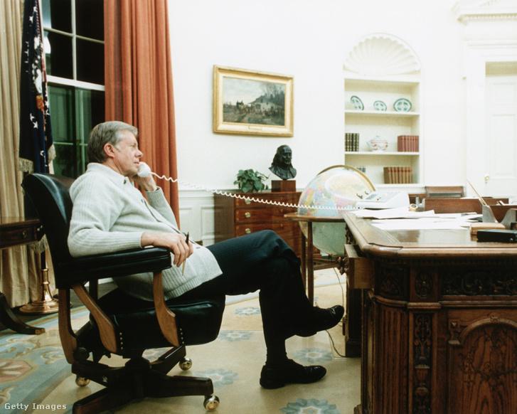 Index - Tudomány - Negyven éve nyert Jimmy Carter e629ea9fea