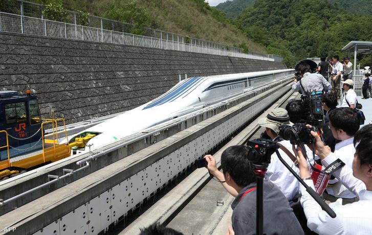 A japán maglev
