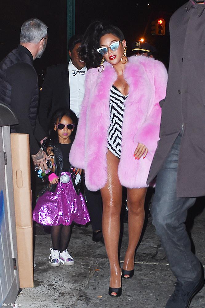 Beyoncé és lánya