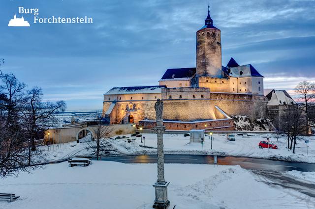 Esterhazy Burg Forchtenstein