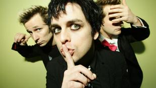 Díjat kapott a Green Day
