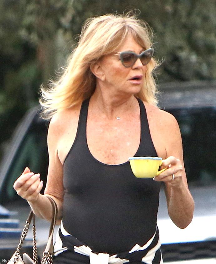 Sőt, a legnagyobb poén, hogy Goldie Hawn még fiatalabb is, mint Priscilla Presley.