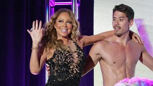 Mariah Carey máris új pasival fut