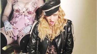 Madonna még mindig lehet kínosabb