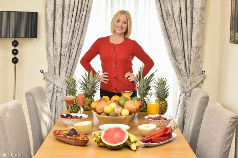 Belinda White, a gyümölcsiánus.