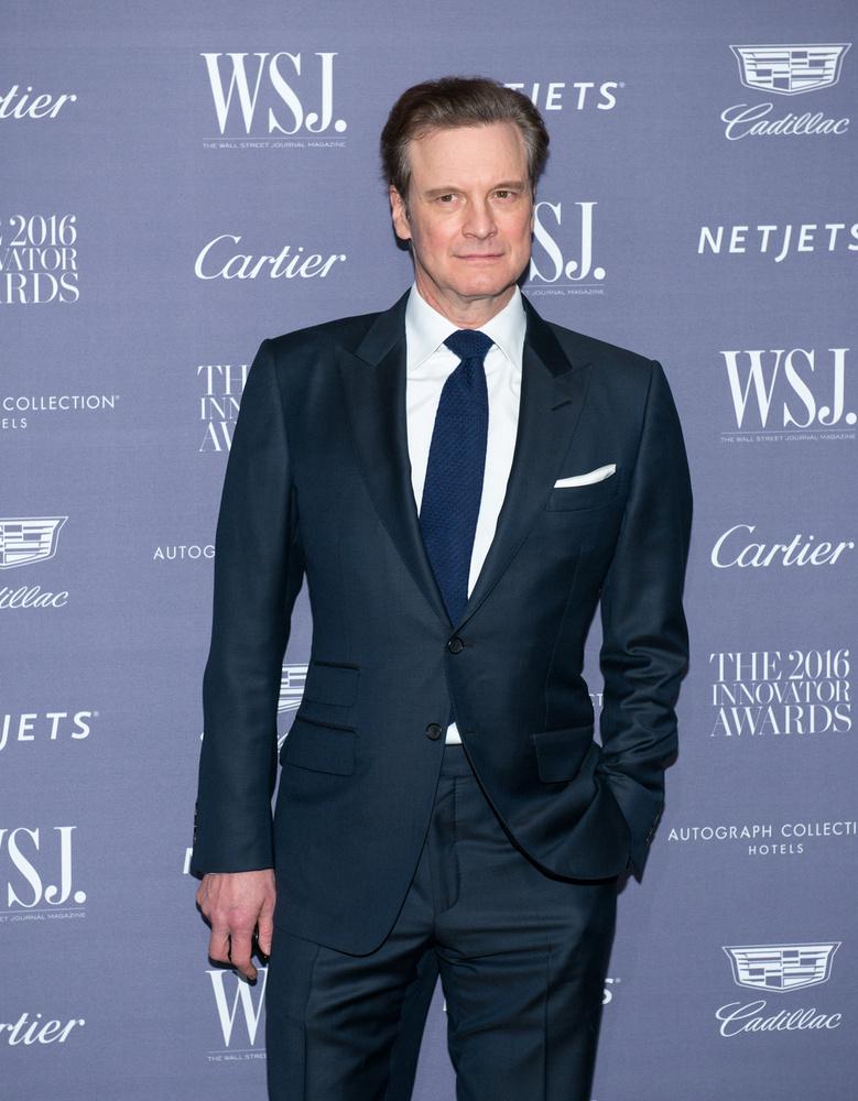 Az 56 éves színész szerda este vett részt az WSJ magazin New York-i díjátadóján