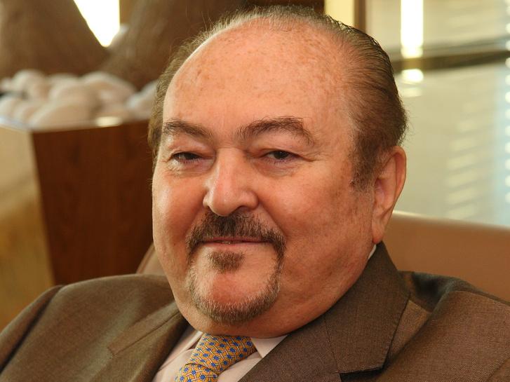Ghaith Pharaon szaúdi üzletember
