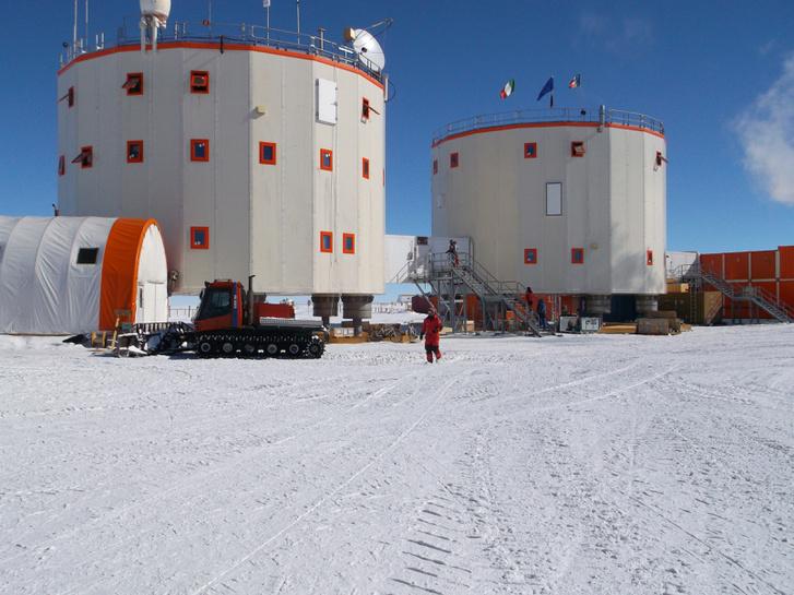 A Déli-sarki Concordia Űrkutató Állomás