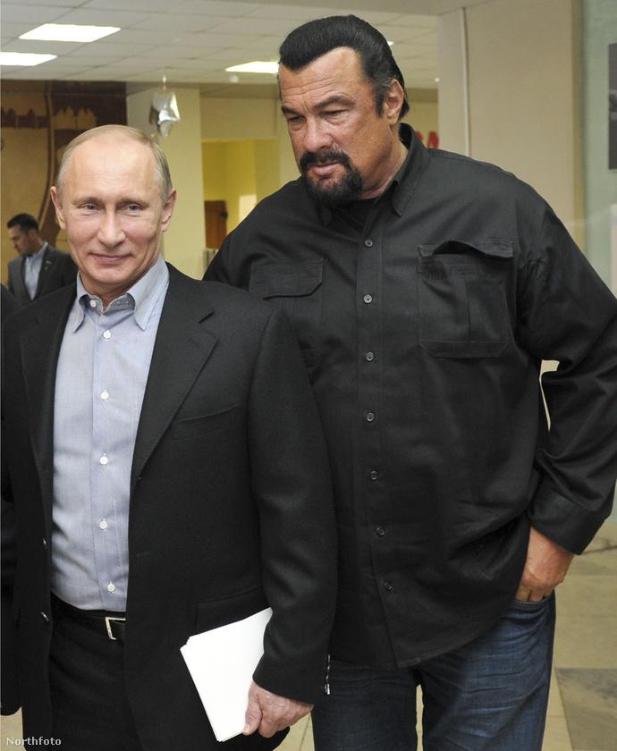 Lépjünk tovább kicsit Steven Seagal indokolatlannak tűnő oroszfanatizmusán, és elemezzük kicsit Putyin szemszögéből ezt a csodálatos barátságot!