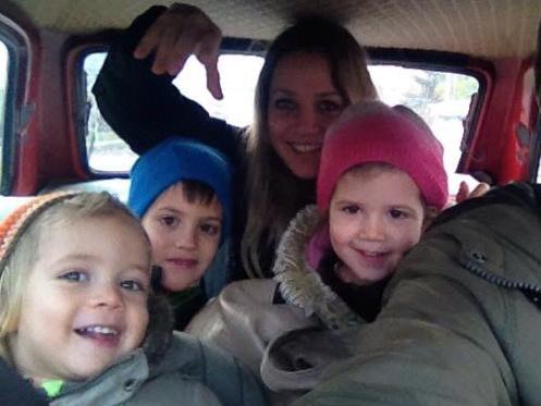 Így fest, amikor az egész család kirándulni indul a világ egyik leghíresebb Kispolszkijában.
