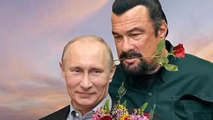Jó lenne már megérteni Steven Seagal elborult oroszimádatát