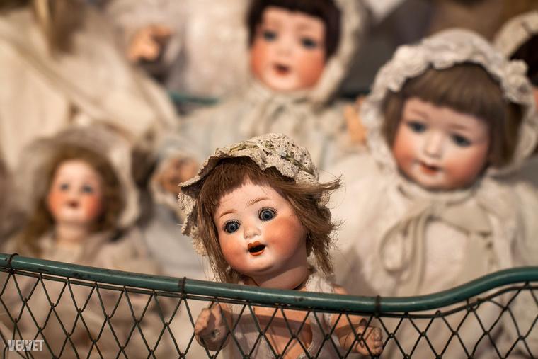 Felejthetetlen élmény volt a tihanyi babamúzeum.