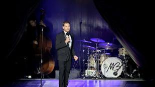 Michael Bublé hároméves fia rákos