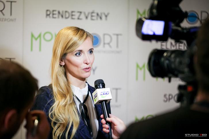 Szabó Tünde sportért felelős államtitkár