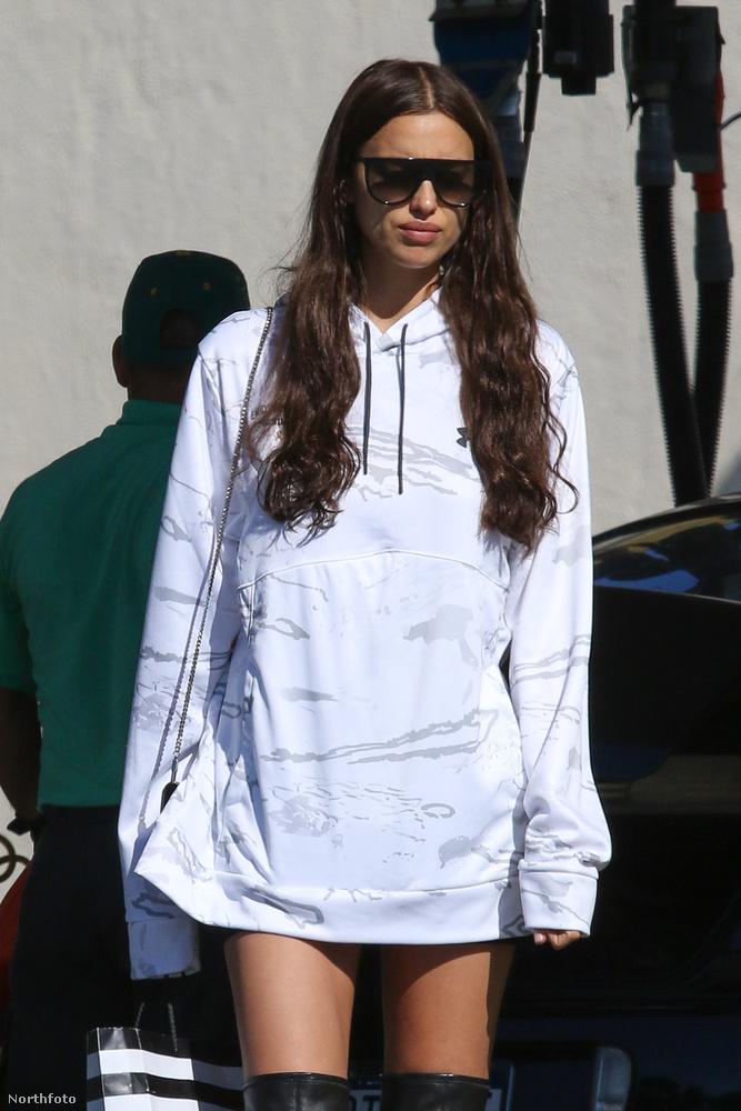 Irina Shayk, aki azon túl, hogy egy istennő, Bradley Cooper aktuális barátnője is egyben