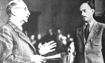 Papp Simon mesél Kertai Györgynek