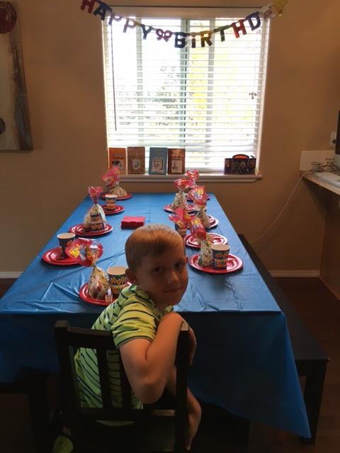 Elmaradt a szülinapi parti.