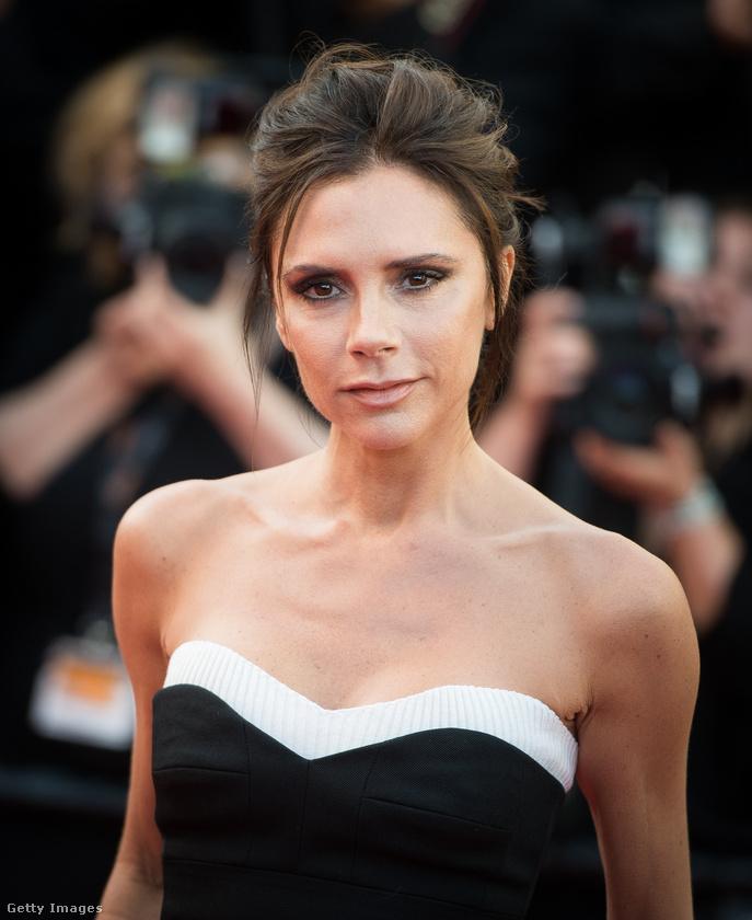 Victoria Beckham is mindenki szívében és emlékezetében úgy él, mint maga a tökéletesség.