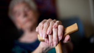 Nem rajong a gyógyszerekért a 102 éves Etelka néni