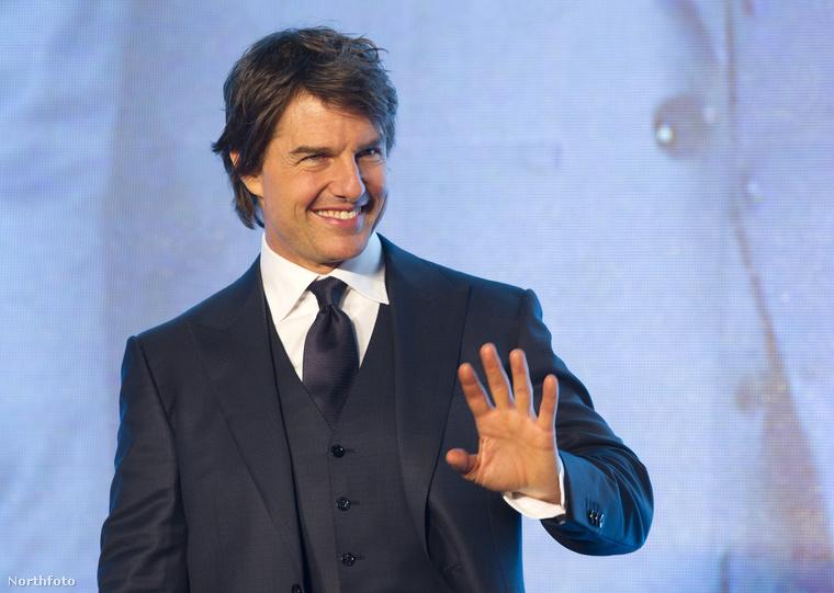 Cruise Szöulban járt új filmje, a Jack Reacher: Nincs visszaút premierjén