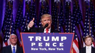 Sorra borulnak ki a celebek Trump győzelme miatt