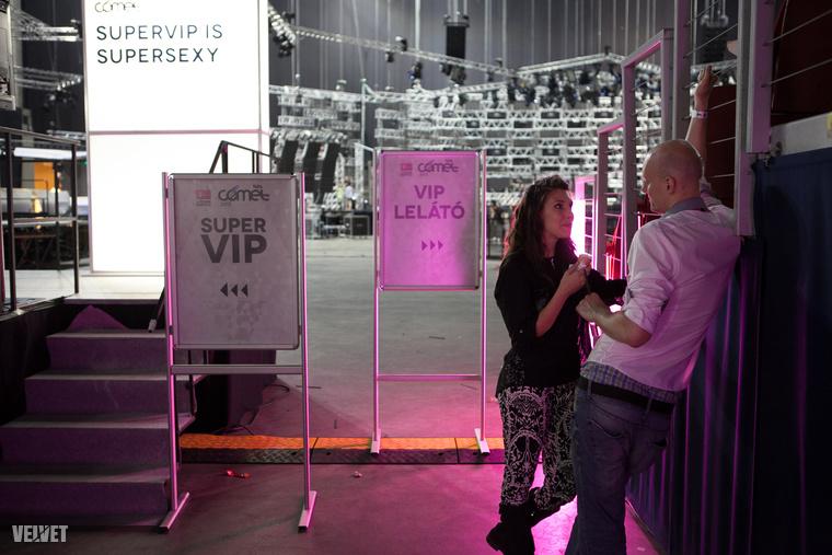 Gondolkozott már azon, milyen lehet VIP-nek, esetleg Super VIP-nek lenni? (Pedig egyszer már megmutattuk.)A jelek szerint szellős