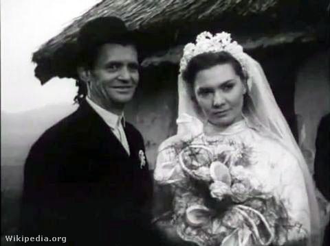 Görbe János és Bara Margit - Ház a sziklák alatt