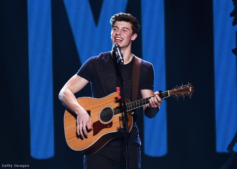 A YouTuberól tanult meg gitározni.                         A Stitches című zenéjét ismerheti, most pedig a Mercyvel hódít hatalmasat