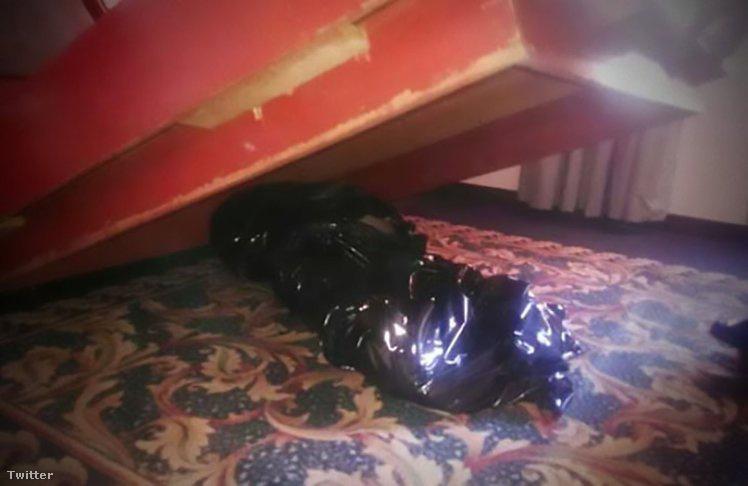 A holttest több mint egy héten át lehetett az ágy alatt