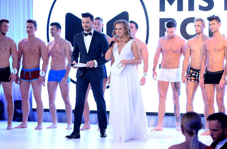 Kereken húsz éve, 1996-ban volt először Mister Poland választás, úgyhogy a 2016-os verseny egyben évforduló-ünneplés is volt.