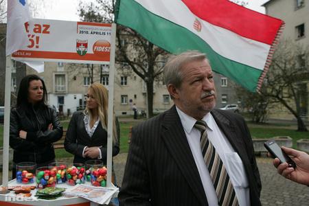 Tamás Barnabás, FideszFotó: Barakonyi Szabolcs