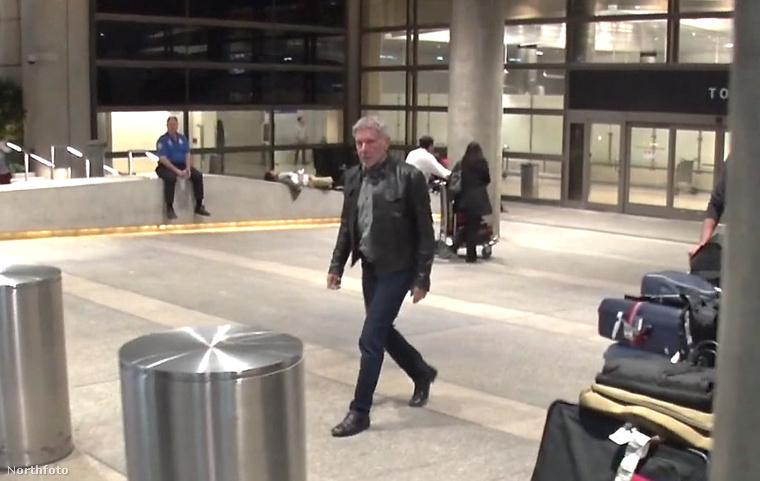 Harrison Ford elhagyta Magyarországot.