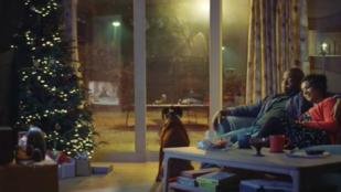 Hivatalosan is karácsony van: itt a John Lewis éves, megható reklámja