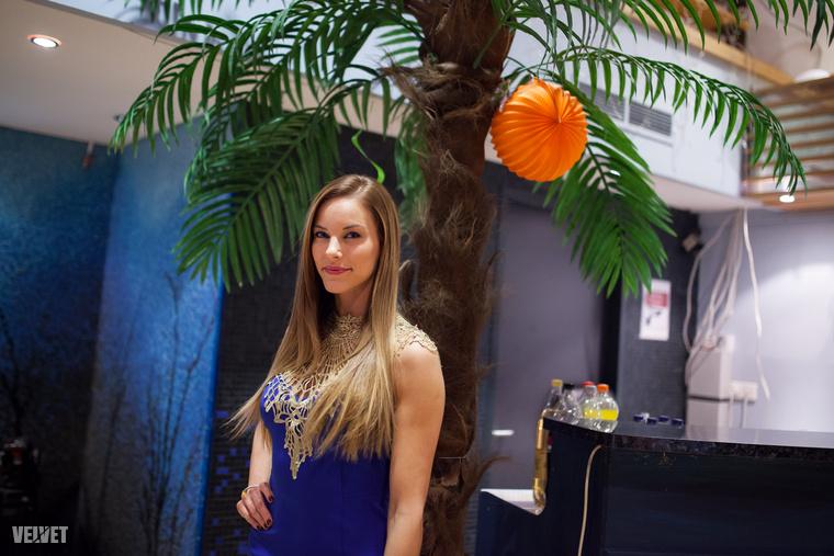 Íme még egyszer a Miss Universe háziasszonya, akire Vajna Tímea persze nagyon büszke