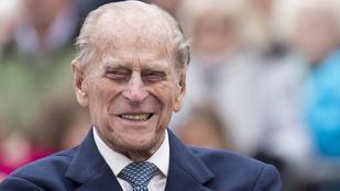 A brit királyi család egyik tagjának van egy szuperképessége