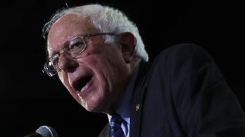 Sanders azt üzente Putyinnak, maradjon távol az amerikai elnökválasztástól