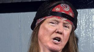 Donald Trump óriási hibát követett el, amikor nem vett példát Axl Rose frizurájáról