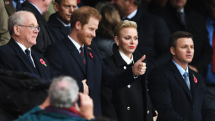 Harry herceg váratlanul a monacói hercegnére cserélte barátnőjét