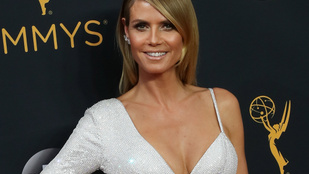 Heidi Klum szerint hazugság, hogy a modellek koplalnak