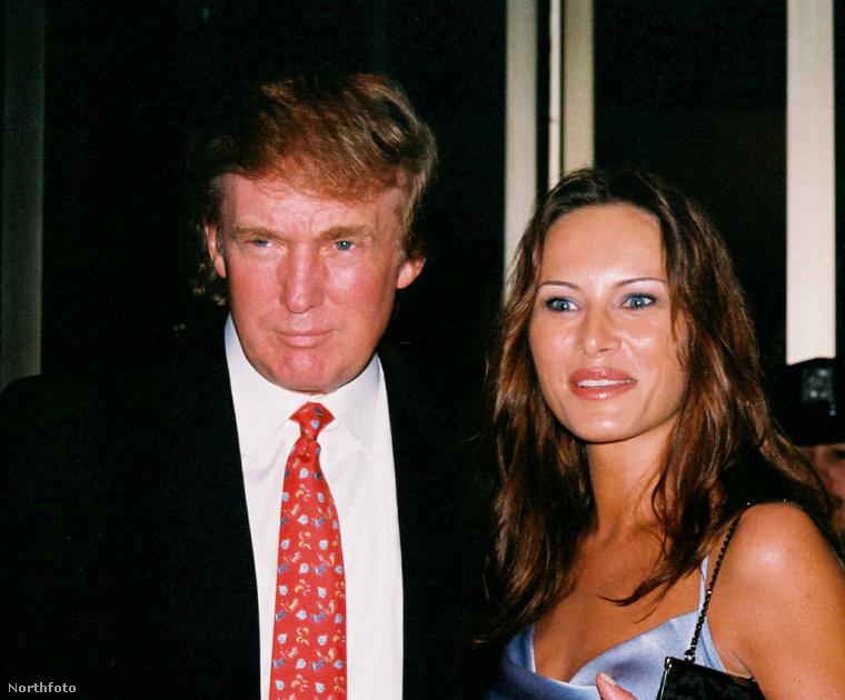 Helyes pasi ez a Donald, és mennyi híres ismerőse van! Vajon ad még abból a piros szívecskés fejfájás-csillapítóból?