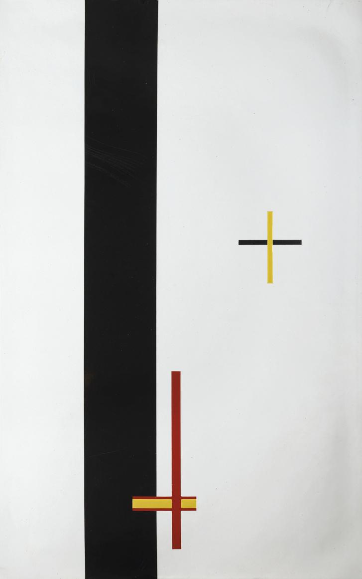 """Moholy-Nagy László """"Em 1 Telephonbild"""" című képe 6 087 500 dollárért kelt el."""