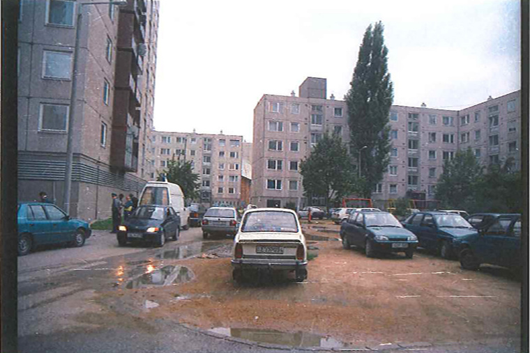 A tragédia felkavarta az egész környéket 1998 októberében.