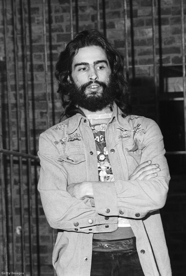 David Mancuso 1974-ben