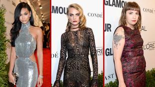 Legszebbek, legszexibbek, legszerencsétlenebbek – most a Glamour gáláról