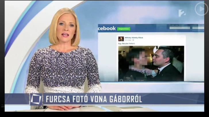 Egy 2009-es fényképet mutatott be – a fotós hozzájárulása nélkül – Terry Blackre és Facebook-kommentekre hivatkozva a Habony-média több szerkesztősége, azt sugallva, hogy Vona Gábor homoszexuális. A kép valójában a Jobbik EP-választási eredményének ünneplésén készült, Vona és egy neki gratuláló pártaktivista szerepel rajta.
