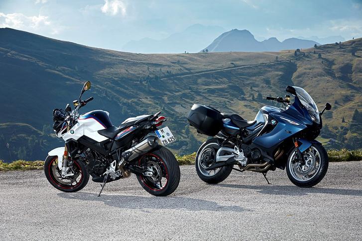 BMW F 800 R és F 800 GT
