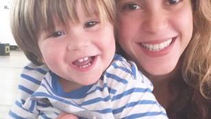 Shakira mindenkit megnyugtatott: már minden rendben a gyerekével