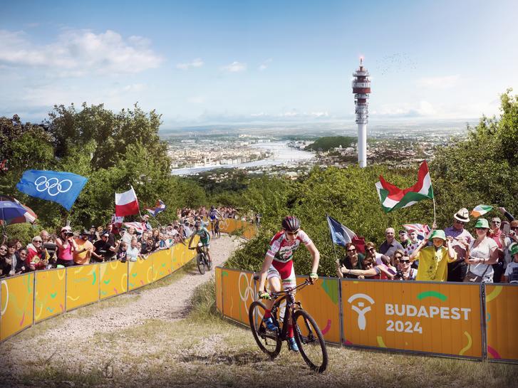 A főváros kedvező domborzati viszonyait is figyelembe veszi a pályázat, így például a mountain bike versenyeket Hármashatár-hegyen rendezik majd meg.