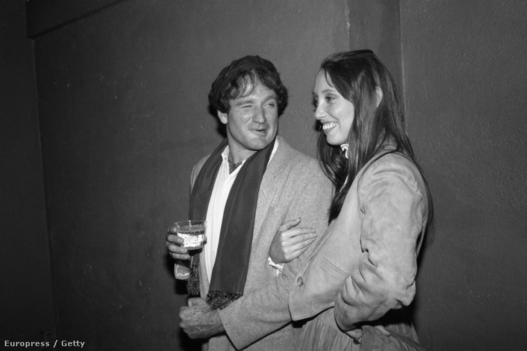 Robin Williams és Shelley Duvall