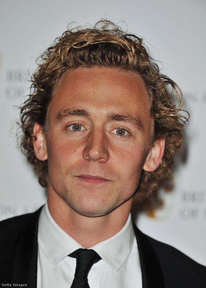 Tom Hiddlestonnak is volt egy ramenes korszaka, még 2009-ben, amit, lévén ekkor 28 éves volt, nehezen lehet lázadó kamasztevékénységként értelmezni.